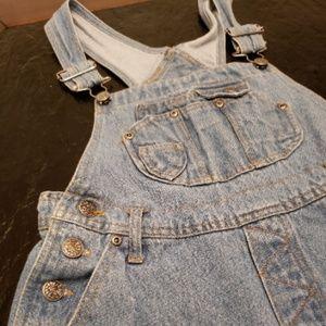 Vintage Childrens Overalls /Denim Overalls for kid